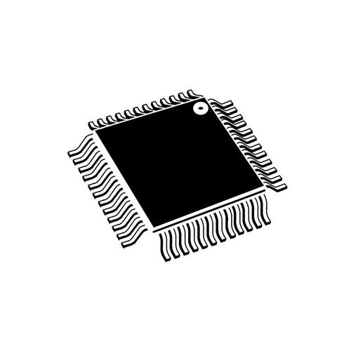 STM32F051C8T6 - 3.6V 32-bit RISC 64Kb Flash Arm Cortex-M0 MCU Motor Control CEC 48-Pin LQFP - STMicroelectronics