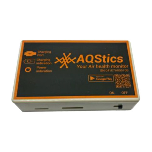 AQstics - 5V PM2.5 Air Quality Sensor AQI Monitoring Device - DSPWorks