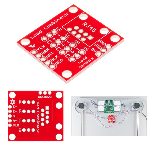 BOB-13878 - Load Sensor Combinator Breakout SparkFun - SparkFun