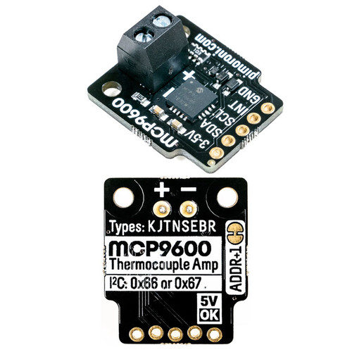 PIM437 - MCP9600 Thermocouple Amplifier Breakout I2C - Pimoroni