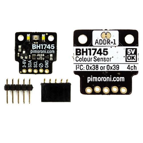 PIM375 - BH1745 Luminance Colour Sensor Breakout I2C - Pimoroni