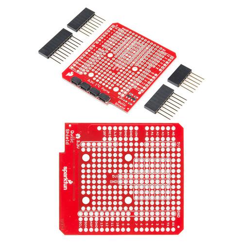 DEV-14352 - Qwiic Shield for Arduino SparkFun - SparkFun