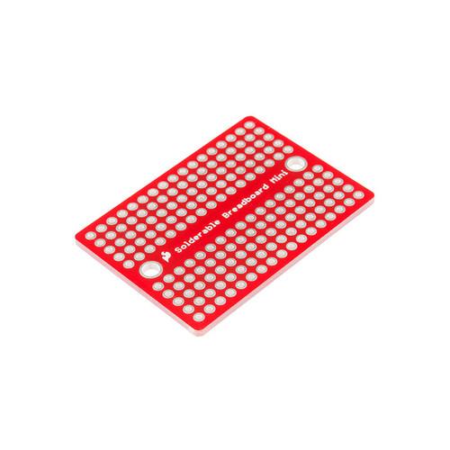 PRT-12702 - Solderable Breadboard Mini PCB SparkFun - SparkFun