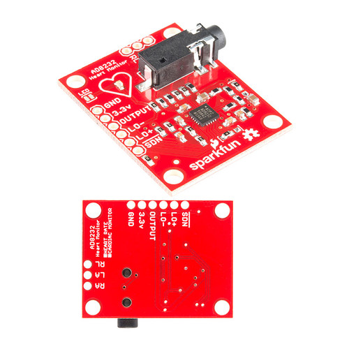SEN-12650 - AD8232 Single Lead Heart Rate Monitor SparkFun - SparkFun