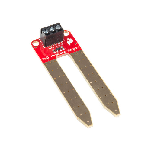 SEN-13637 - Soil Moisture Sensor with Screw Terminals SparkFun - SparkFun