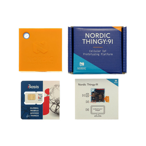 nRF6943 - Nordic Thingy:91 nRF9160 Cellular IoT Prototyping Board - Nordic