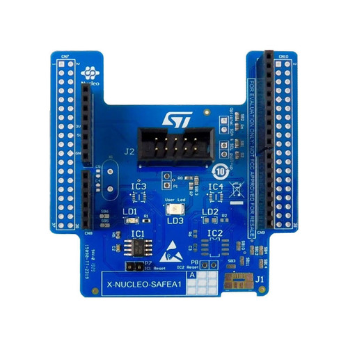 X-NUCLEO-SAFEA1A - STSAFE-A110 Secure Element Expansion Board, Arduino UNO R3 Compatible - STMicroelectronics