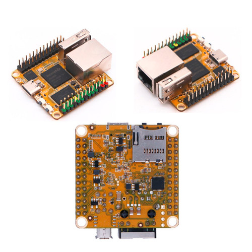 102110363 - ROCK PI S - Mini Computer with Rockchip RK3308 256MB RAM - Seeed Studio