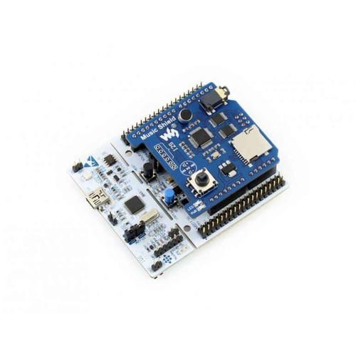 Music Shield For Arduino Development  Audio Play/Record VS1053B Onboard