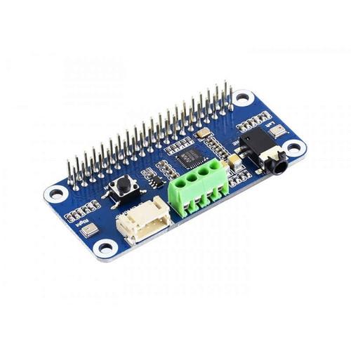WM8960 Hi-Fi Sound Card HAT for Raspberry Pi, Stereo CODEC, Play/Record