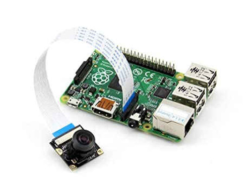 RPi Camera (G), Fisheye Lens