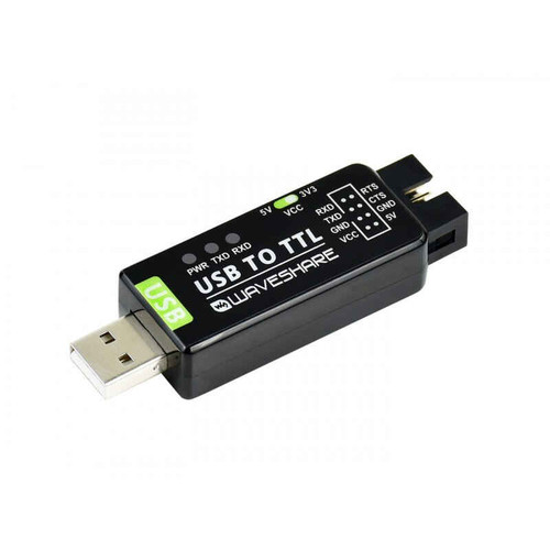 Industrial USB TO TTL Converter - Waveshare