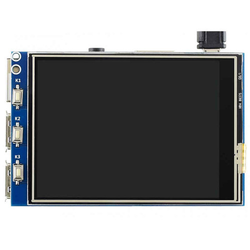 3.2inch Resistive Touch Display (C) for Raspberry Pi