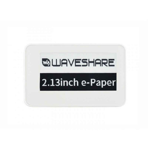 2.13inch Passive NFC-Powered e-Paper, No Battery