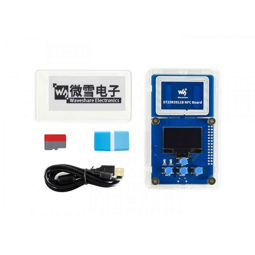 2.9inch NFC-Powered e-Paper Evaluation Kit