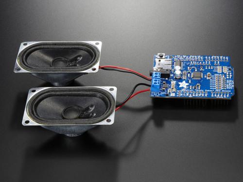 Adafruit Music Maker MP3 Shield for Arduino