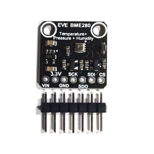 BME280 I2C or SPI Temperature Humidity Pressure Sensor Breakout