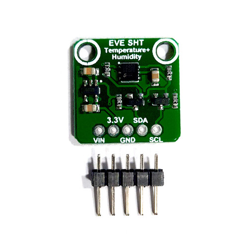 SHT25 Temperature and Humidity Sensor I2C Breakout