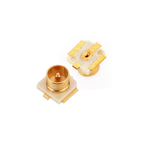 MUP-R4151 - Female Micro RF Connector 3.1x3.1x1.25mm 4Pad - MUP