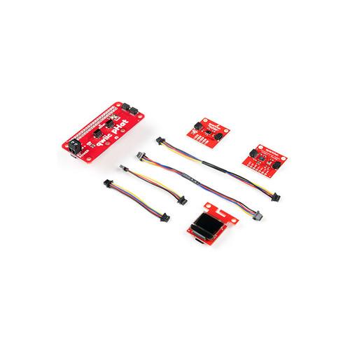 KIT-16841 - SparkFun Qwiic Starter Kit for Raspberry Pi - SparkFun