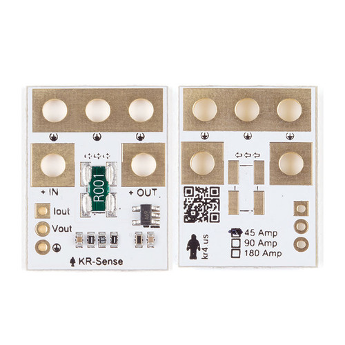 SEN-16407 - 45A KR Sense Current and Voltage Sensor Breakout Board - SparkFun