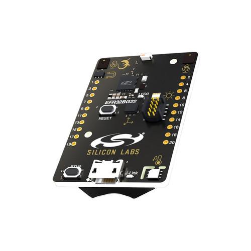 SLTB010A - EFR32BG22 Thunderboard Bluetooth 5.2 Development Kit - Silicon Labs