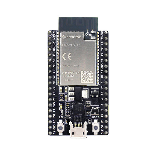 ESP32-DEVKITC-VE - ESP32-WROVER-E 8MB Flash 8MB PSRAM Development Board PCB Antenna - Espressif