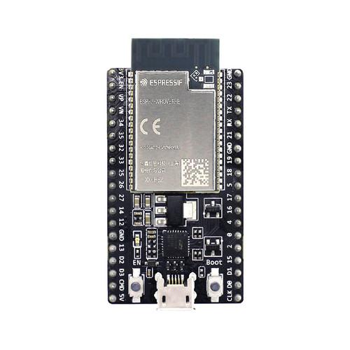 ESP32-DEVKITC-VE - ESP32-WROVER-E 8MB Flash 8MB PSRAM Development Board PCB Antenna - Espressif