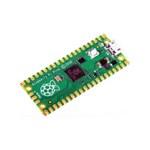 RASPBERRYPIPICO - Raspberry Pi Pico RP2040 dual-core Arm Cortex-M0+ 264KB RAM MCU Board - Raspberry Pi