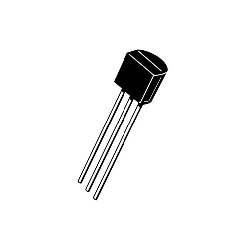 LM335Z - -40~100C Precision Temperature Sensor Analog 3Pin TO92 - STMicroelectronics