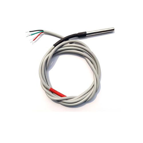 LM335Z-PR - LM335Z -40~100C Precision Temperature Sensor Probe (2 Inch) - Evelta