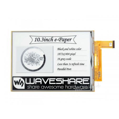 10.3 inch Flexible E-Ink Raw Display