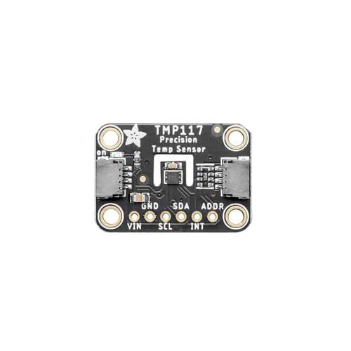 4821 - Adafruit TMP117 0.1C Accuracy I2C Temperature Sensor - STEMMA QT / Qwiic - Adafruit