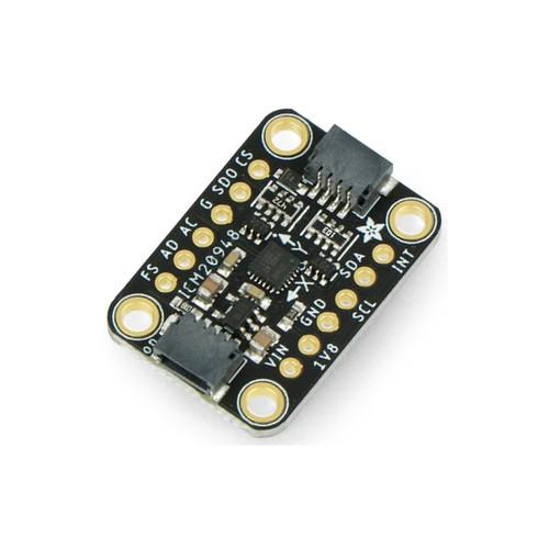 4554 - Adafruit TDK InvenSense ICM-20948 9-DoF IMU (MPU-9250 Upgrade) - STEMMA QT / Qwiic