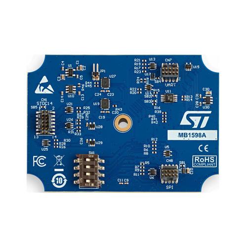 B-STLINK-VOLT - Voltage Adaptation Board for STLINK-V3SET - Interface Board  - STMicroelectronics