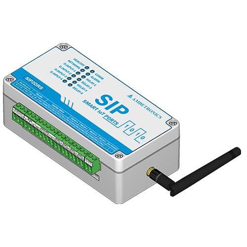 Smart IoT Port (SIP) | Digital Input based IoT Gateway | RS485 to MQTT Converter | GSM Gateway