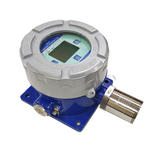 GT-1033-FLP-PDA - Loop Powered Gas Transmitter, Smart Gas Detector with LCD Display - Ambetronics