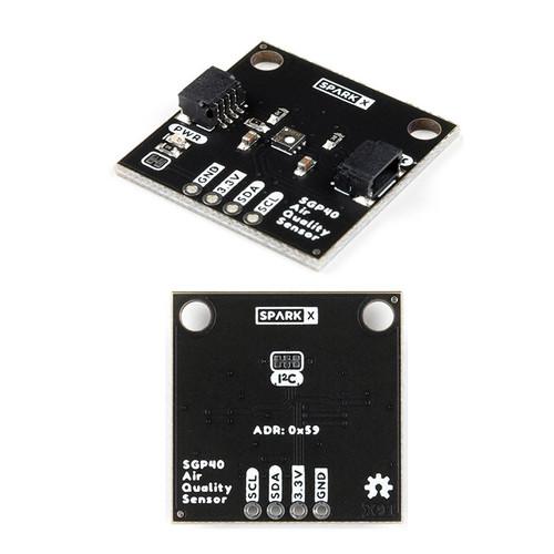 SPX-17729 - Qwiic Air Quality Sensor - SGP40 - SparkFun