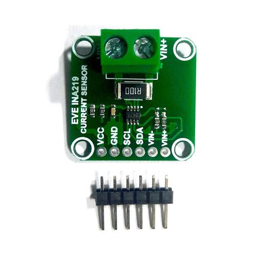 Evelta INA219 Voltage, Current, Power Monitor Sensor Breakout I2C