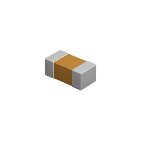 CC0603JRNPO9BN100 - 10 pF 50V 5% 0603 NPO MLCC Multilayer Ceramic Capacitor SMD
