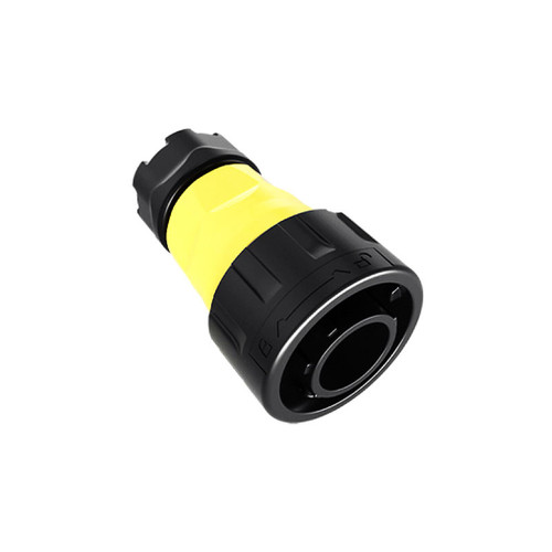 YM-24-C/RJ45/015/PE-42-001 - YM-24 Series RJ45 Male Plug IP67 Waterproof Ethernet Connector