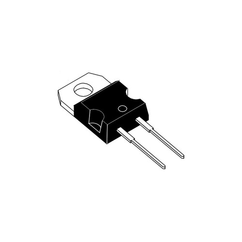 STPSC406D - 600V 4A Power Schottky Silicon Carbide Diode 2Pin TO-220AC - STMicroelectronics