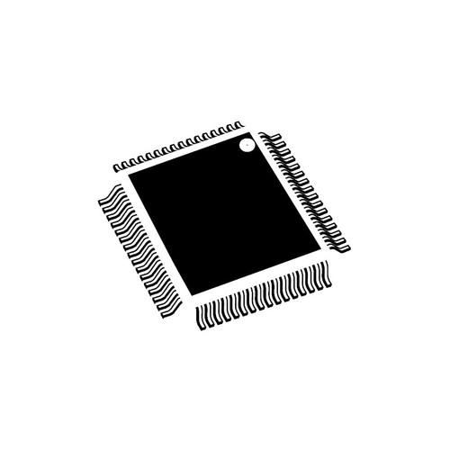 STM32F105RBT6 - Arm Cortex-M3 MCU 128Kb Flash 72MHz CPU, CAN, USB2.0 OTG 64Pin LQFP - STMicroelectronics