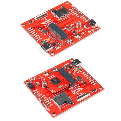 DEV-16400 - SparkFun MicroMod Machine Learning Carrier Board