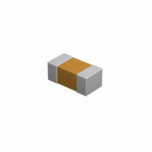 CC0603KRX7R9BB106 - 10uF 50V 10% X7R 0603 Multilayer Ceramic Capacitor - YAGEO