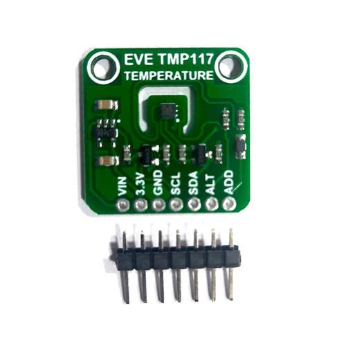 EVE-TMP117 - Evelta TMP117 Accurate Digital Temperature Sensor I2C Breakout-2