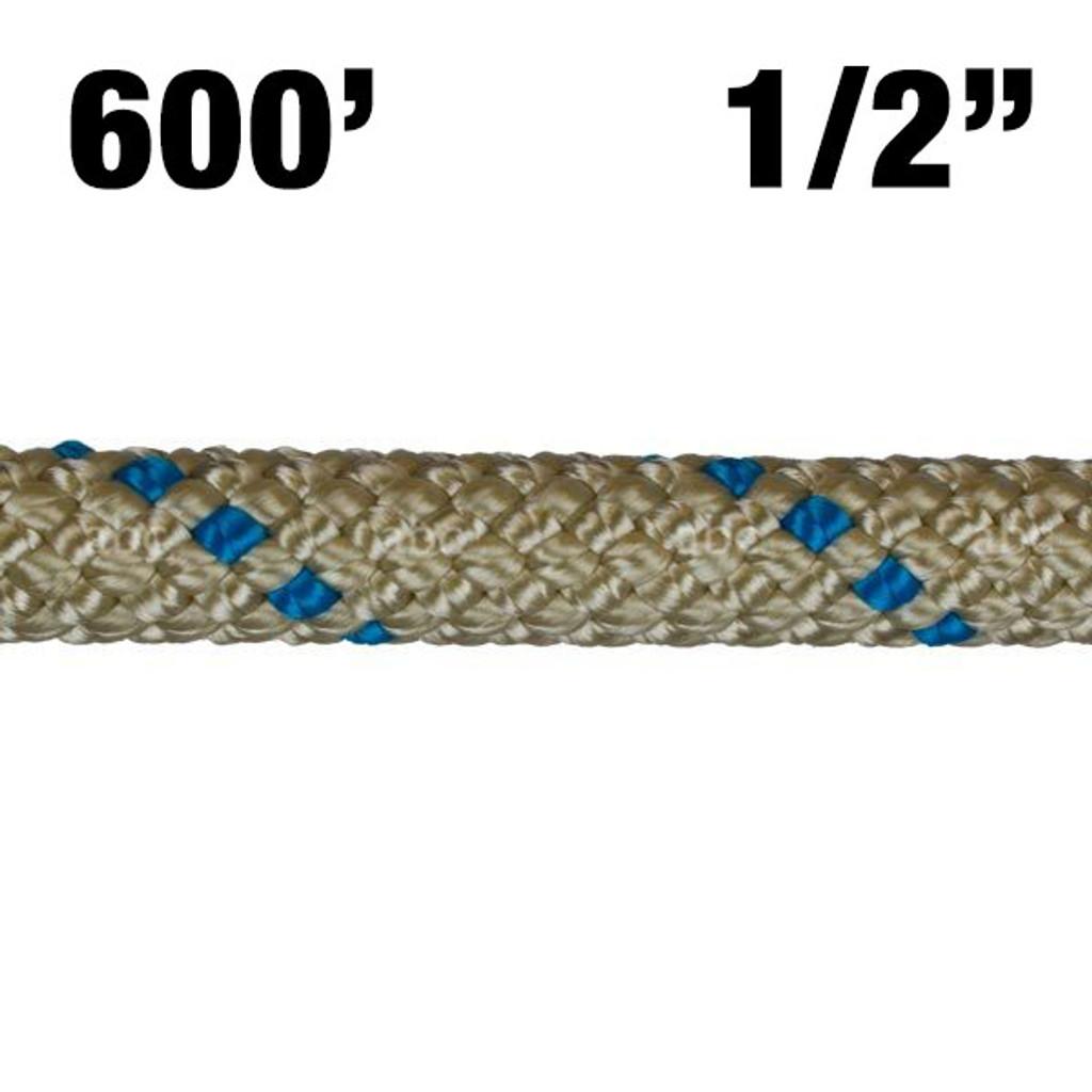 501860P-600 BlueWater II+ Rope