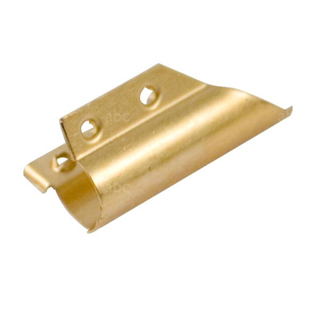 Squeegee Parts - CLIPS - Ettore - Brass - One Dozen