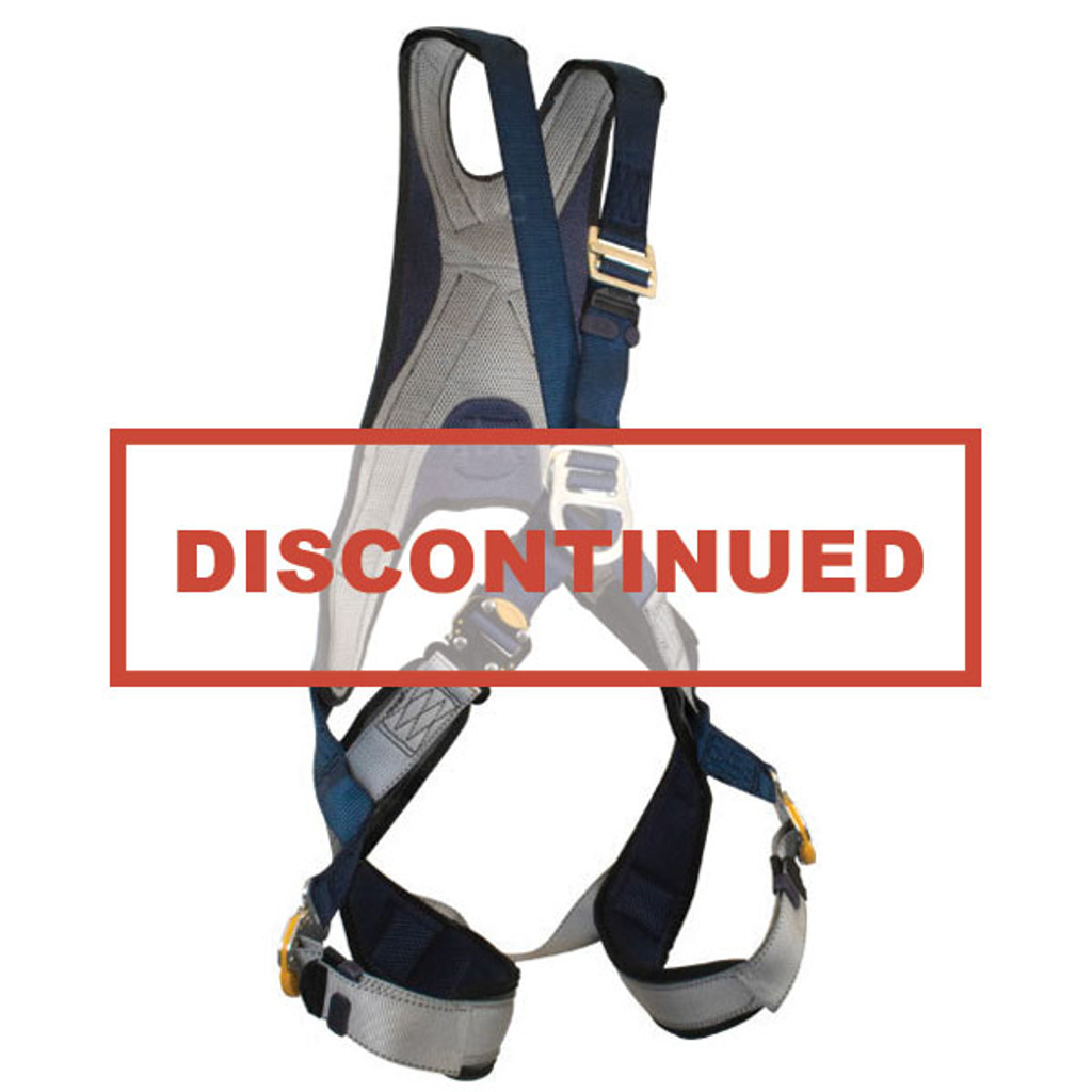ExoFit Harness Discontinued by Manufacturer