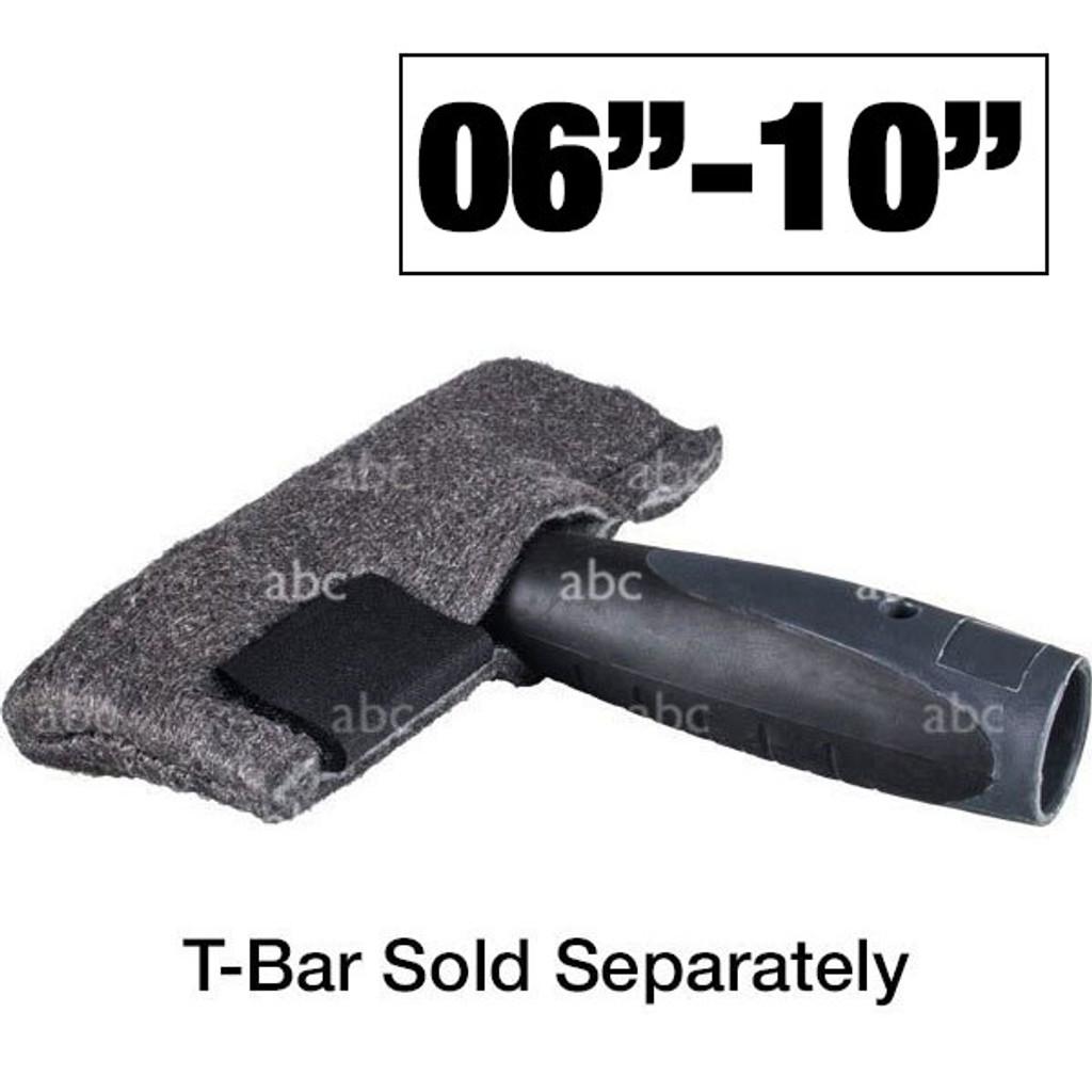 Steel Wool Sleeve w/ T-bar
